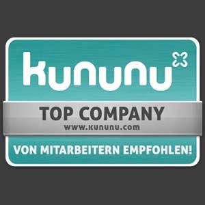 Top Arbeitgeber Kununu